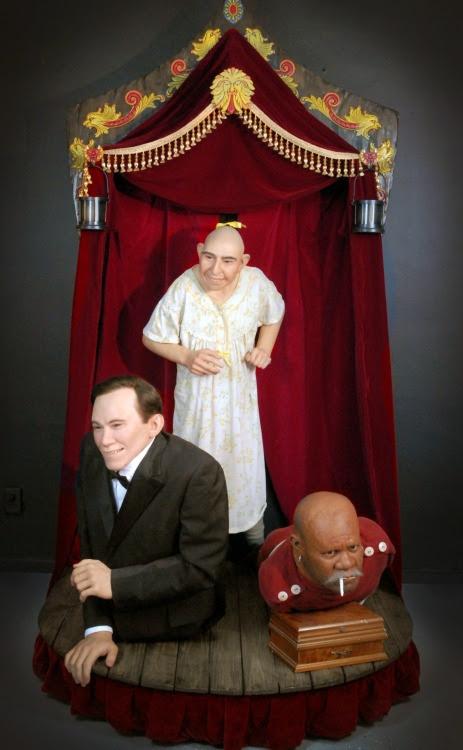 Doctor Ojiplático. Kevin Kirkpatrick. Escultura | Sculpture