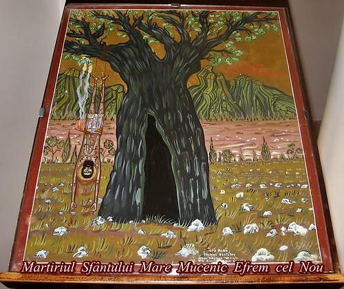 Sfântul  Mare  Mucenic  Efrem  cel  Nou 10