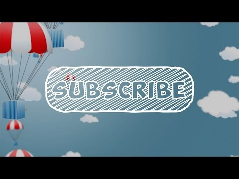 Scribble Subscribe Button Animation Hand Drawn Call To Action