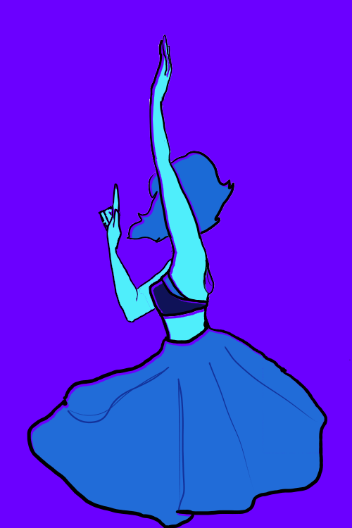 been a while since i was last on tumblr have a lapis