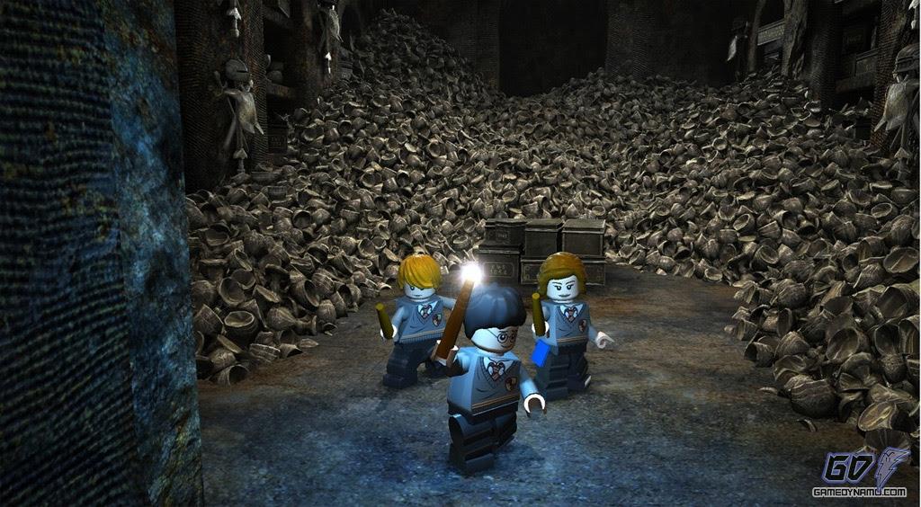 Lego Harry Potter Years 5 7 Nintendo Wii Analisis Gamedynamo