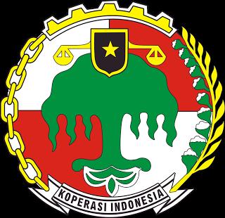 lambang koperasi indonesia yang baru dan lama