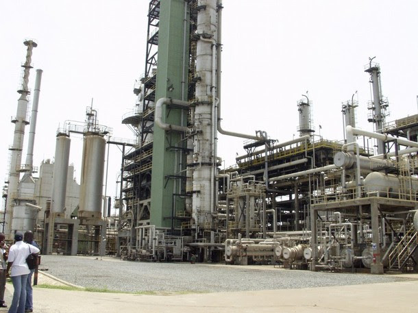 Tema Oil Refinery, Ghana