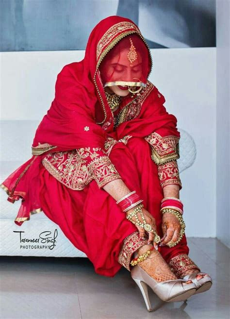 Wedding Dress Punjabi