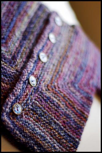 Baby Surprise Jacket (Button Detail)