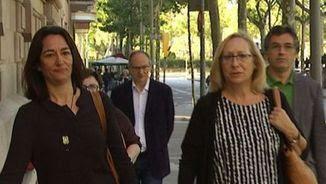 Escarp en una imatge d'arxiu entrant al Tribunal Superior de Justícia