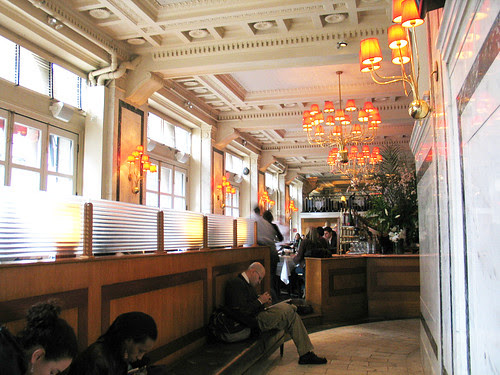 Bluewater Grill, Union Square