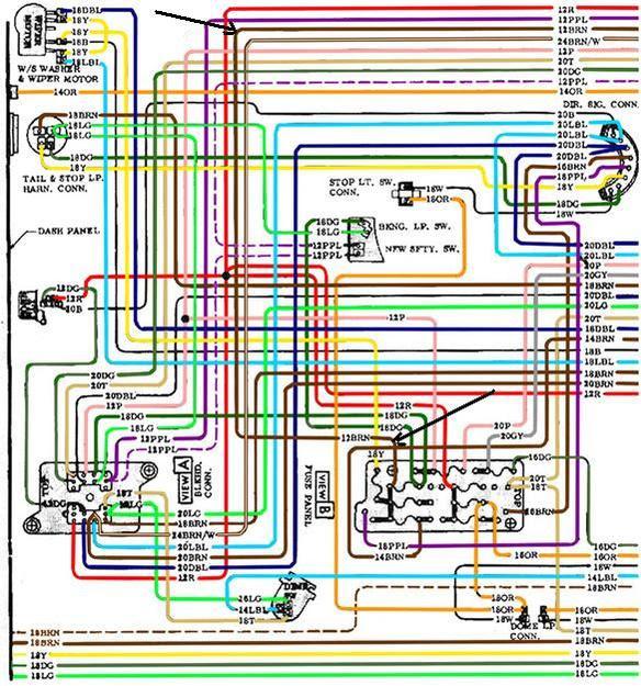 Diagram Wiring Diagram 71 Chevy Truck Full Version Hd Quality Chevy Truck Pvdiagramxramon Annuncipagineverdi It