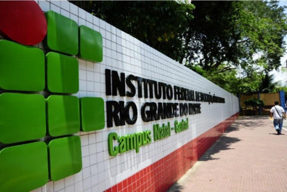IFRN oferece vagas em Natal, Parnamirim, Currais Novos e Canguaretama (Foto: Alberto Leandro/Tribuna do Norte)