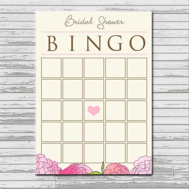 bridal shower bingo template blank image cabinets and