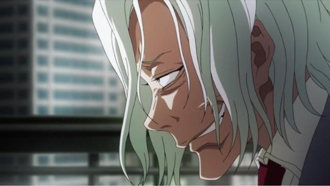 Tokyo Ghoul Sezona 1 - Epizoda 3