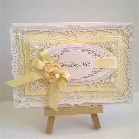 Handmade , Vintage ,shabby chic style wedding card