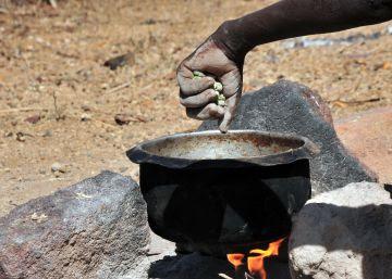 La loma es una fruta venenosa y el último recurso para los hambrientos