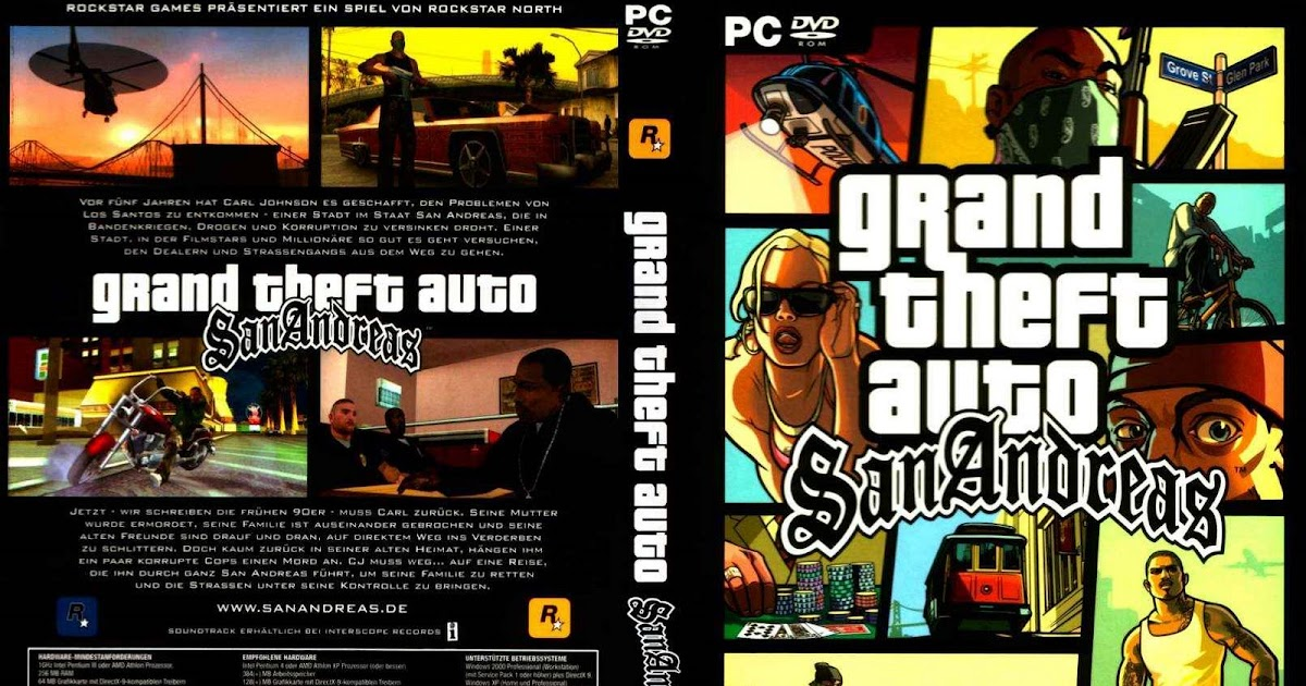 Gta San Andreas Pc Full Version ~ My Software News Free