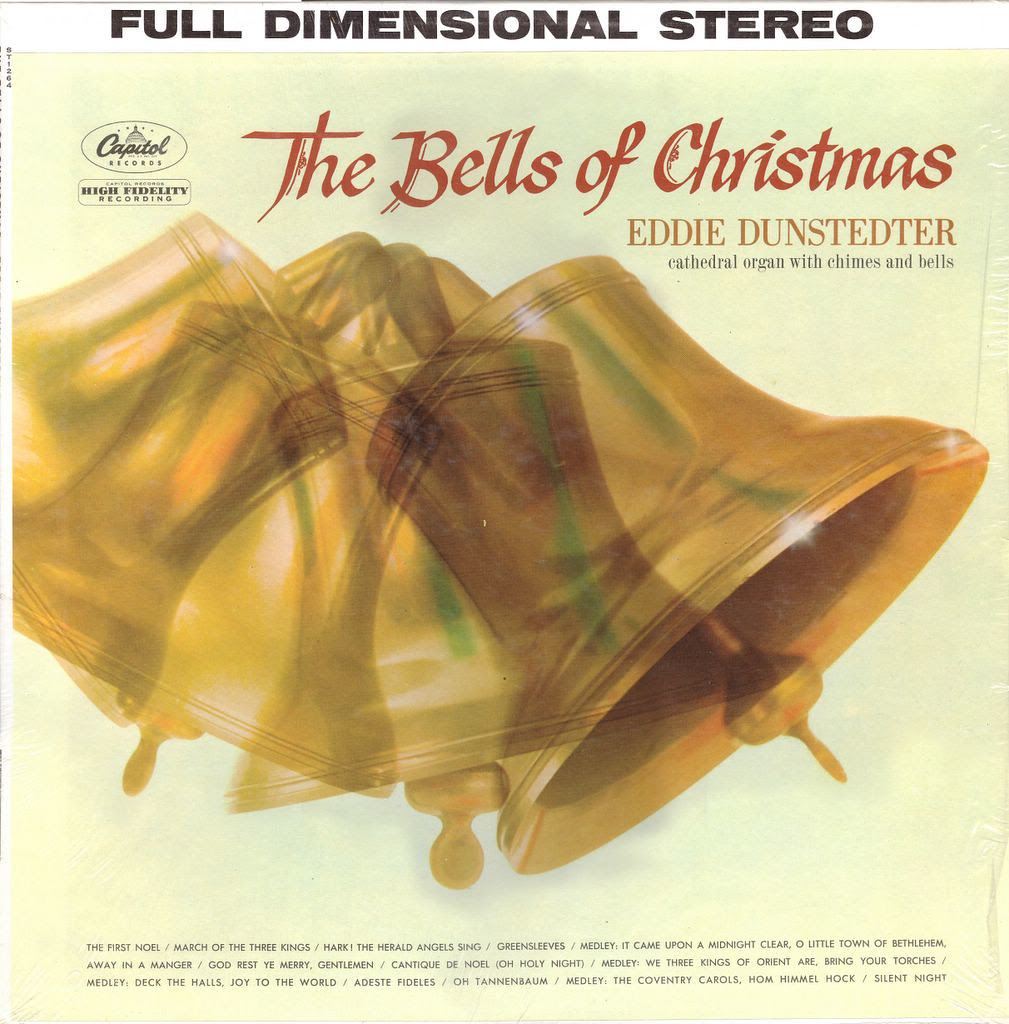 The Bells Of Christmas-Front