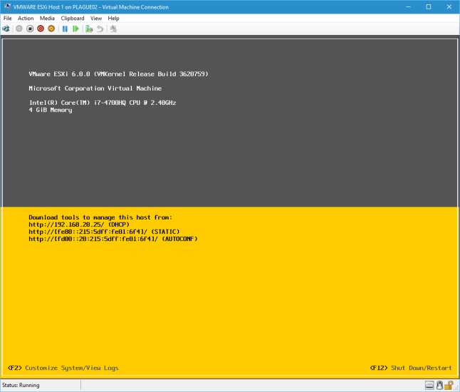 add network driver to esxi iso