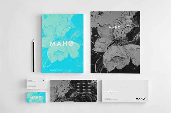 77e77e8765c16df203bb82bbaad2b9b71 60 Professional Examples of Stationery Design