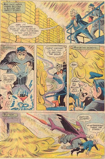 Metamorpho should have let them die just for the bullion-soup joke
