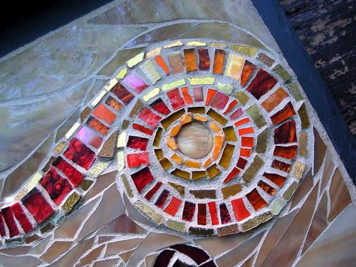 Hope Spiral in Mosaic by Nutmeg Designs
