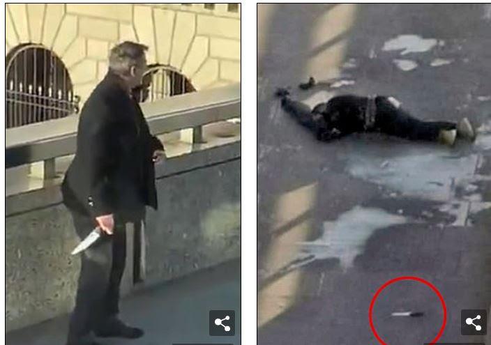 Image result for knife of london stabber