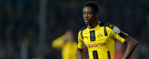 Barcelona have agreed a €150m deal with Dortmund for Dembele