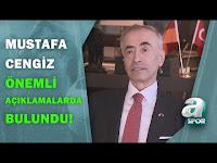 """Mustafa Cengiz:""""Bugün İtibarıyla Biz, Daha 1 Yılımız Olmasına Rağmen FFP'den Çıkış Yaptık"""" - A Spor"""