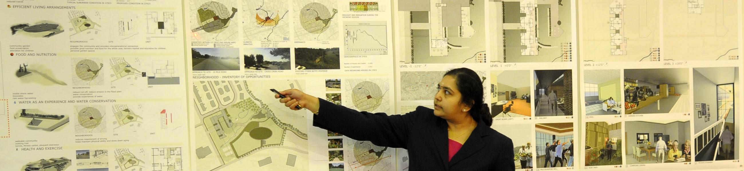 courses in Architecture, Landscape Architecture and Interior Design