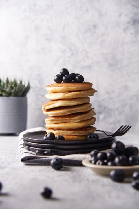 How Best Photograph Food with a Straight-On Perspective