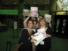 CHA Day 4: My Book Signing! 11