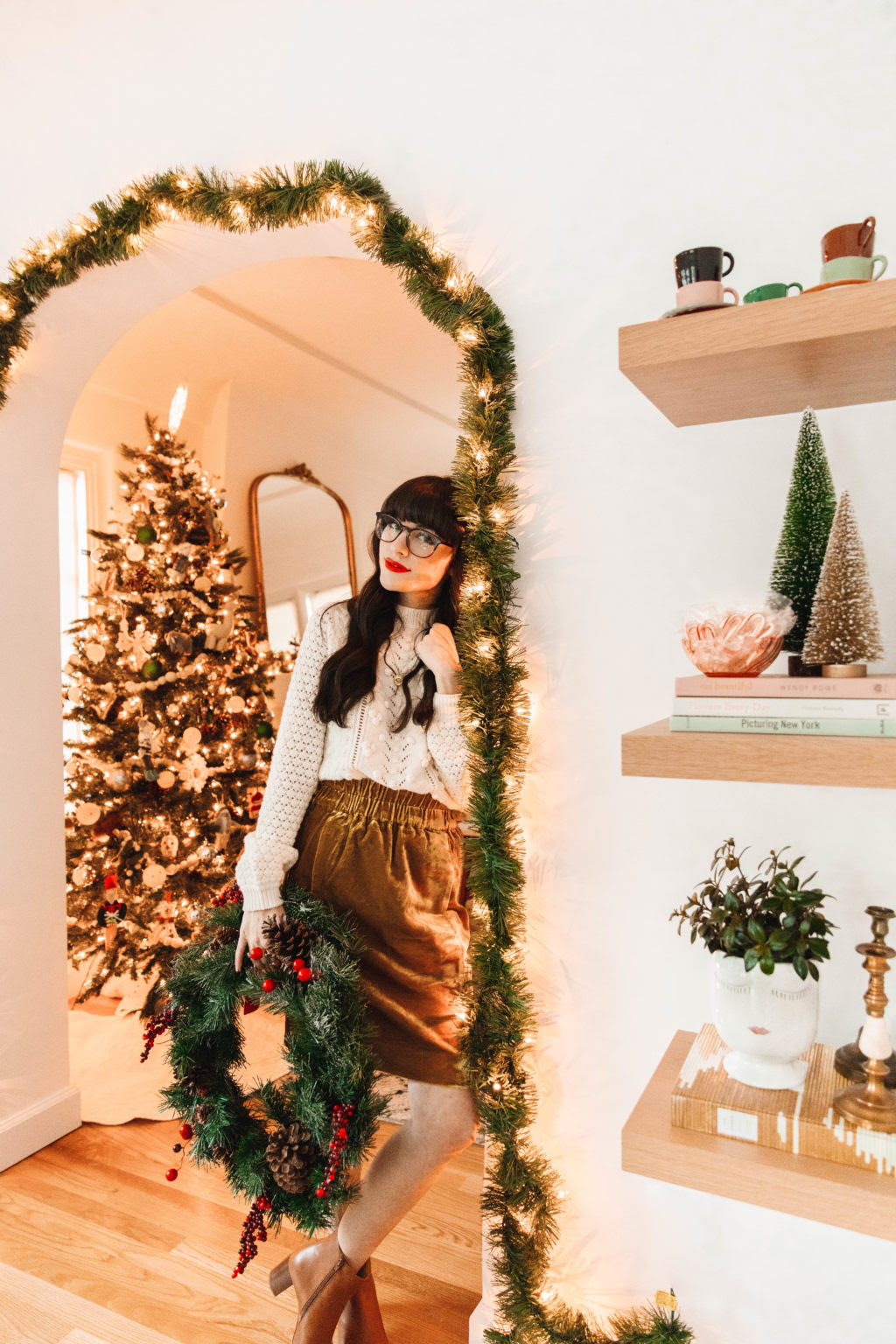 Holiday Decor Favorites With The Home Depot New Darlings