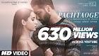 Pachtaoge Lyrics - Arijit Singh feat. Vicky Kaushal, Nora Fatehi