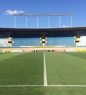 Estádio Serra Dourada - Atlético-GO x Vila Nova (Foto: Sílvio Túlio / GloboEsporte.com)