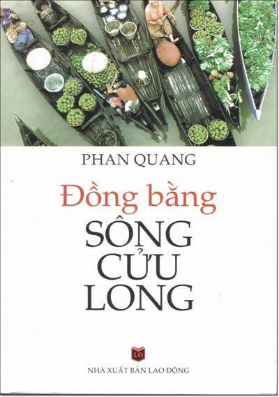 Đồng bằng sông Cửu Long, Phan Quang, sách