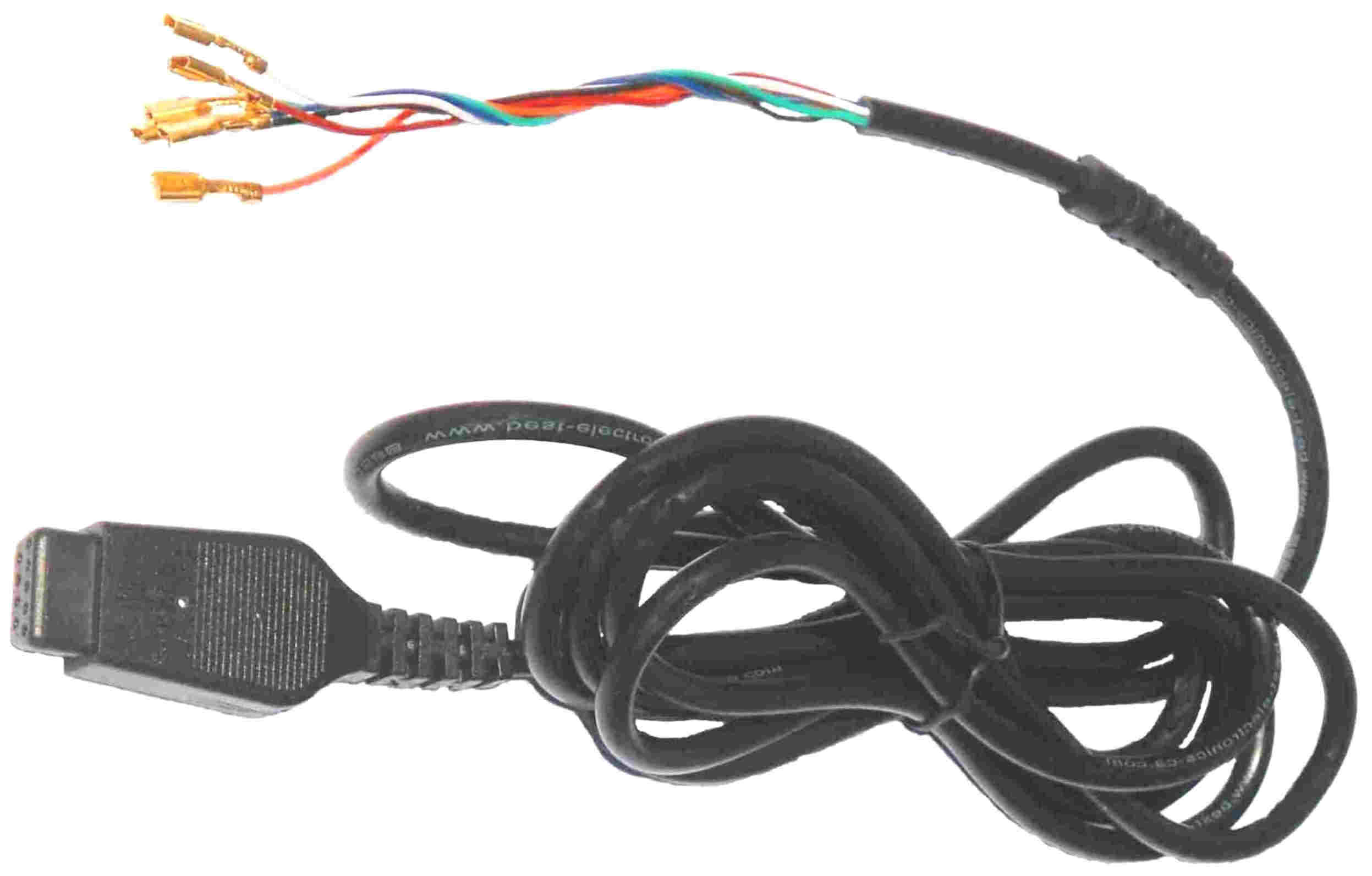 Atari 2600 Joystick Wiring Diagram