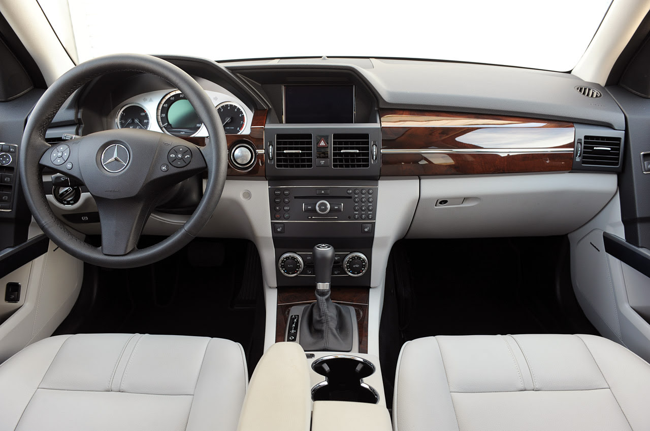 Review: 2010 Mercedes-Benz GLK 350 Photo Gallery - Autoblog