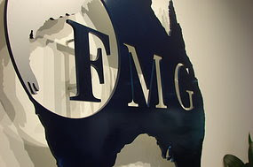 Logo for Fortescue Metals Group (FMG)