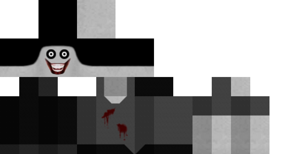 скин убийцы майнкрафт #1