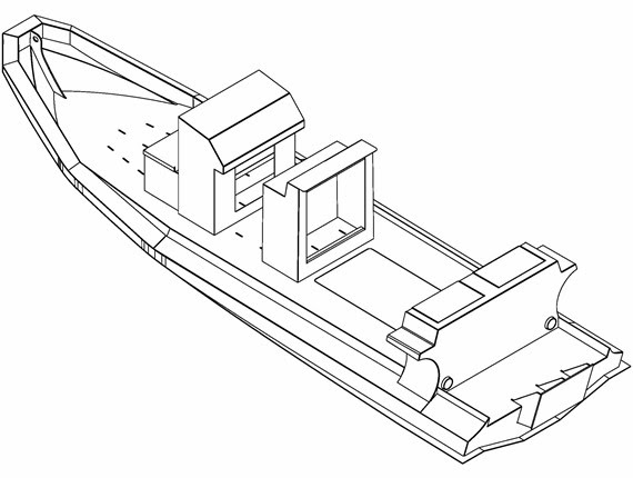 aluminum rib boat plans ~ plywood sailing boat plans