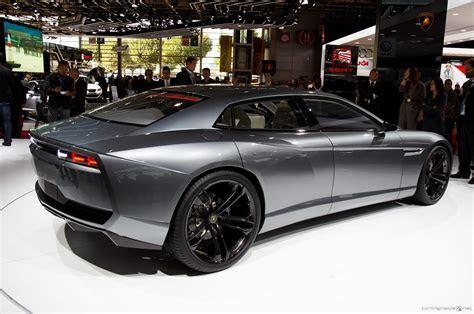 Paris 2008: Lamborghini Estoque Concept