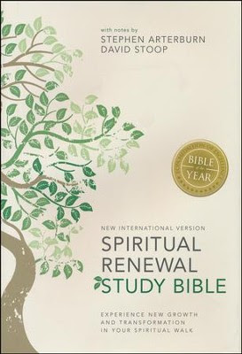 The NIV Spiritual Renewal Bible, Hardcover, Jacketed Printed  -     By: Stephen Arterburn
