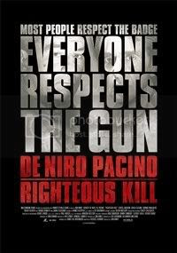 Most people respect the badge, everyone respects the gun. - Righteous Kill