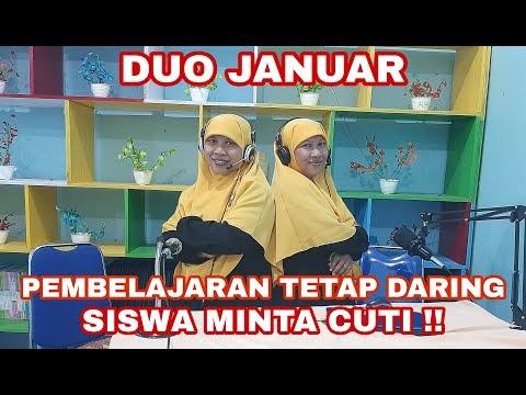 Siti Januar dan Januar Ani, Jawara Gurulympics yang Kembar