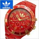 【アディダスウォッチ】adidas originals アディダス オリジナルス クロノグラフ腕時計 MELBOURNE(メルボルン) レッド x ゴールド(男性用/メンズ)adidas(アディダス)ADH2744【送料無料】