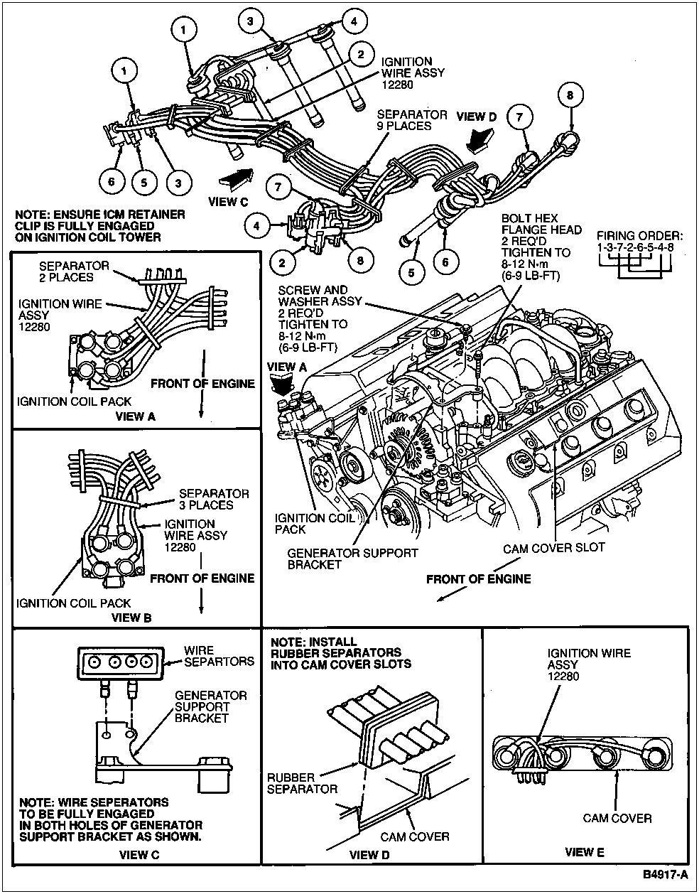 94 Mustang 3 8 Fuse Box