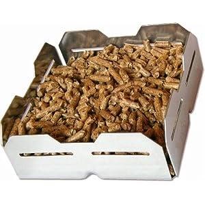 kamin anz ndkorb pelletkorb zum kaminfeuer machen mit pellets statt anz ndholz preis. Black Bedroom Furniture Sets. Home Design Ideas