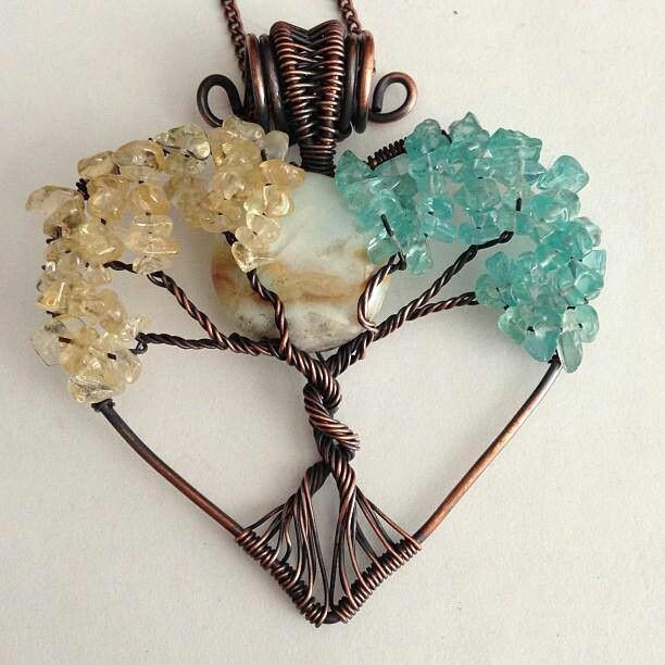 Sweetheart tree of life
