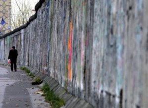 Zidul Berlinului (Imagine: Mediafax Foto/AFP)