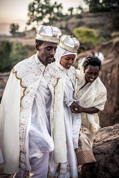 A Christian wedding ceremony, Ethiopia   Africa Ethiopia