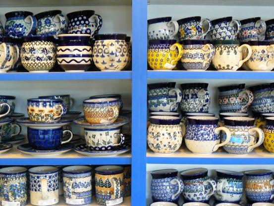 Ceramika Bolesławiec Polish Pottery Boleslawiec Anko Pottery