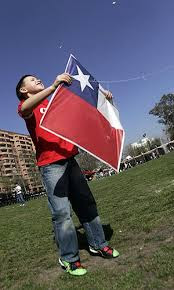 Ruta Flashback Juegos Tipicos Chilenos Celebrando El Mes De La
